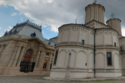 The Cathedral of Saints Constantine and Elena